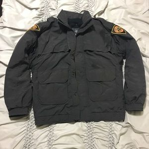 First responder/Firefighter Heavy Duty Coat/liner.